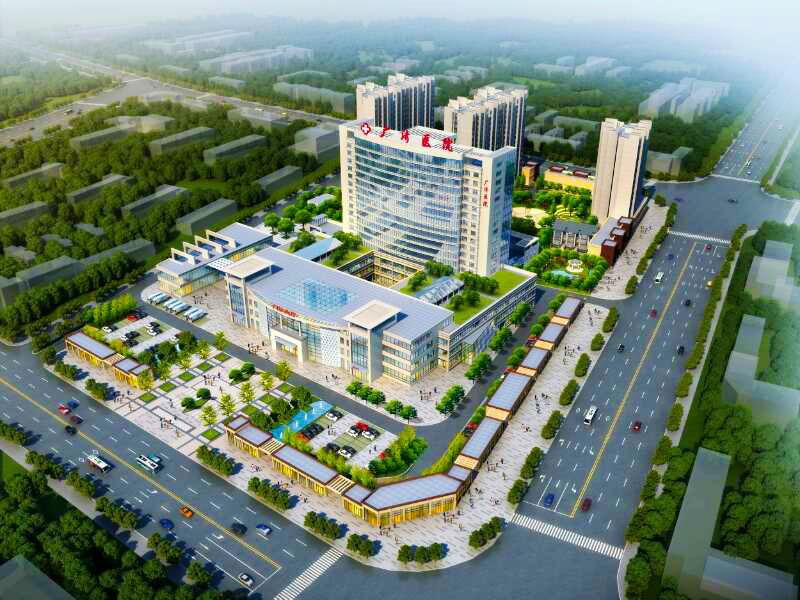 房县广济医院项目